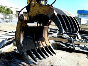 Demolition equipment Queensland Brisbane